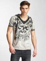 Cipo & Baxx t-shirt Drago grijs