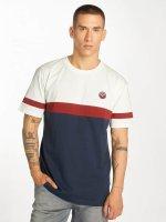 Cleptomanicx T-Shirt Nautic TS Basic weiß