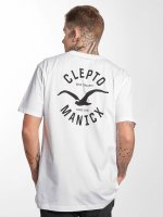 Cleptomanicx T-Shirt Game Basic weiß