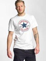 Converse T-paidat Core Chuck valkoinen