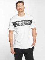 Converse T-paidat Star Block valkoinen