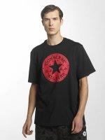 Converse T-Shirt Chuck Patch Star Fill noir