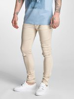 Criminal Damage Jean skinny Ripper beige
