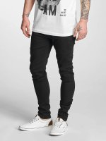 Criminal Damage Jean skinny Ripper noir