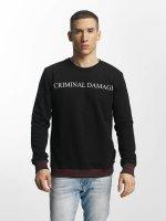 Criminal Damage Jumper Aldo black