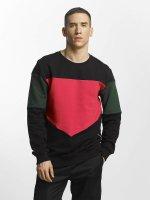 Criminal Damage Swetry Vasco czarny