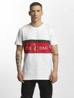 Criminal Damage T-paidat Dolfo Logo valkoinen