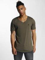 Criminal Damage T-Shirt Baci olive