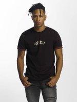 Criminal Damage T-Shirt Cucci schwarz