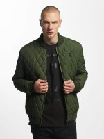Cyprime Bomberjacke Quilted Bomber olive