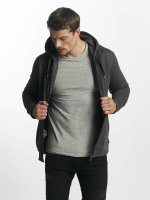 Cyprime Sweat capuche zippé Road gris