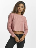 Cyprime T-Shirt manches longues Actinium rose