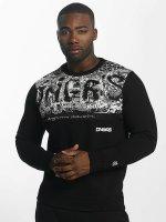Dangerous DNGRS Пуловер Bullshit черный
