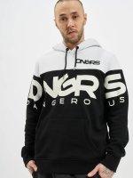 Dangerous DNGRS Hoodies Gino čern