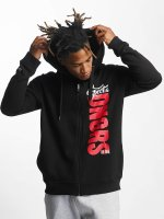 Dangerous DNGRS Hoodies con zip Unexpected nero