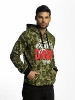 Dangerous DNGRS Hoody Unexpected camouflage