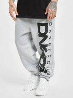 Dangerous DNGRS Jogging Classic gris
