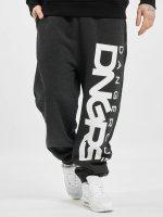 Dangerous DNGRS Jogging kalhoty Classic šedá