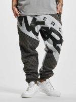 Dangerous DNGRS Jogging kalhoty Toco šedá