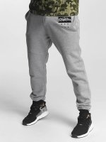 Dangerous DNGRS Jogging kalhoty Topping Sweatpants šedá