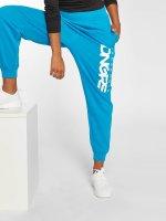 Dangerous DNGRS joggingbroek Soft Dream Leila Ladys Logo turquois