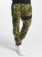 Dangerous DNGRS Jogginghose New Pockets camouflage