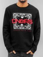 Dangerous DNGRS Jumper Egopulli black