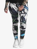 Dangerous DNGRS Legging Outaspace multicolore