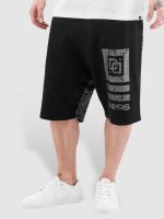 Dangerous DNGRS Shorts Big Logo schwarz