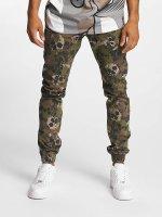 Dangerous DNGRS Slim Fit Jeans Skullcamo kamouflage