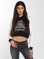 Dangerous DNGRS Sweat capuche OriginalID blanc