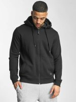 Dangerous DNGRS Sweat capuche zippé Rocco Kingstyle noir