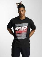 Dangerous DNGRS T-Shirt Speed Race City black