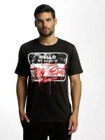 Dangerous DNGRS T-Shirt Hello black