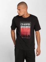 Dangerous DNGRS T-Shirt DNGRS DripCity black