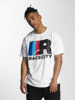 Dangerous DNGRS T-Shirt MRC Race City blanc