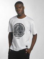 Dangerous DNGRS T-Shirt Race City IIlluminati blanc