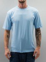 Dangerous DNGRS t-shirt New York Style Long Tee Sky blauw