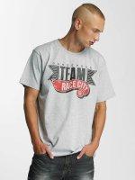 Dangerous DNGRS T-Shirt Race City grau