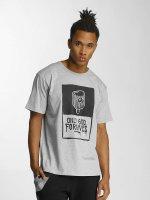 Dangerous DNGRS t-shirt Only God grijs