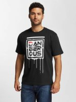 Dangerous DNGRS T-Shirt Alif noir