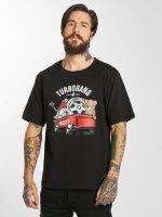 Dangerous DNGRS T-Shirt Race City Wagon schwarz