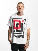 Dangerous DNGRS t-shirt Alif 2 wit