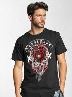 Dangerous DNGRS t-shirt Skull zwart