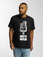 Dangerous DNGRS t-shirt Muttivator zwart