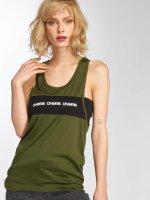 Dangerous DNGRS Tank Tops Vista olivová