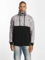 Dangerous DNGRS Zip Hoodie Flower black