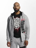 Dangerous DNGRS Zip Hoodie Unexpected gray