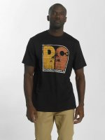 DC T-Shirt Sunset Palms black