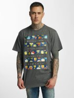 DC T-Shirt Drinkit grey